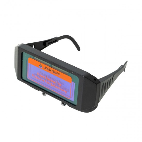Ochelari pentru sudura Campion CMP-0349, baterie solara, automati