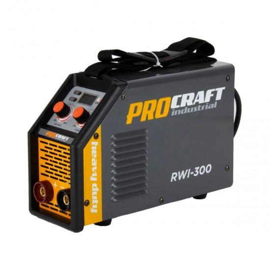 Aparat de sudura Invertor profesional Procraft RWI 300, 20-300A