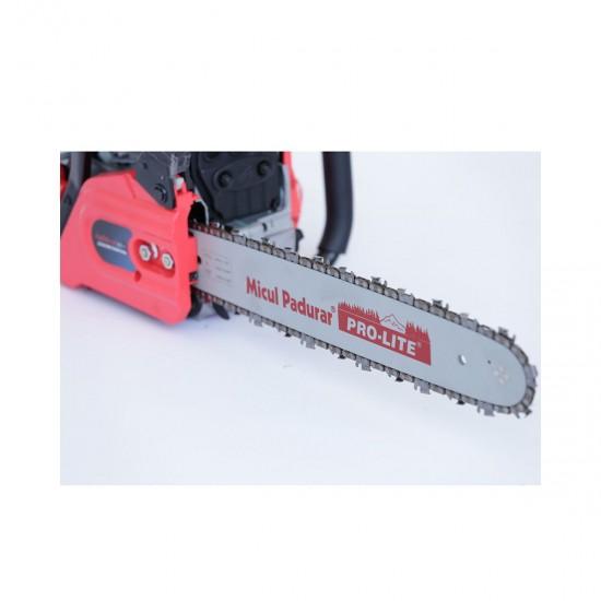 Drujba pe benzina (motofierastrau) Micul Padurar 5600, 3 cp. lungime lama 40 cm