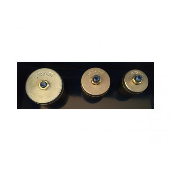 Aparat de lipit polipropilena Stern PPW800B, 800W