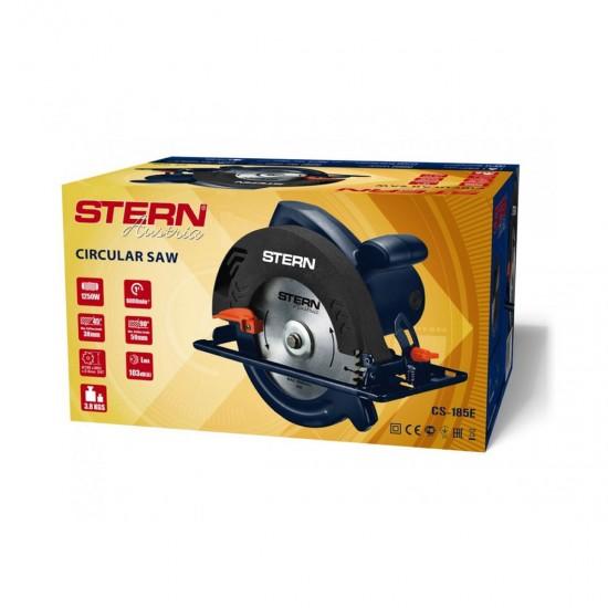 Fierastrau circular Stern Austria CS185E, 185mm, 1250W, 6000RPM