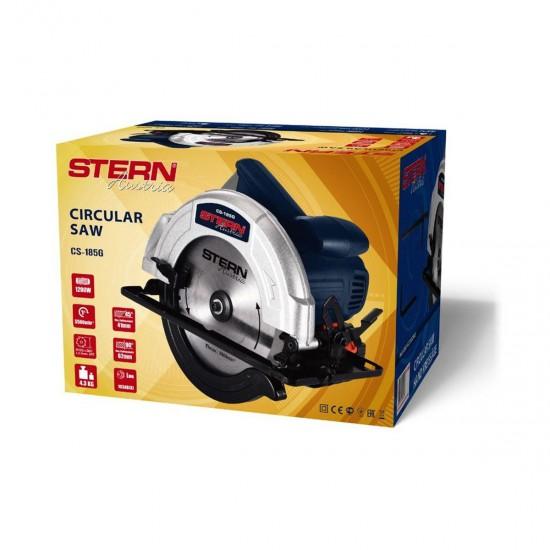 Fierastrau circular Stern Austria CS185G, 185mm, 1200W, 5500RPM