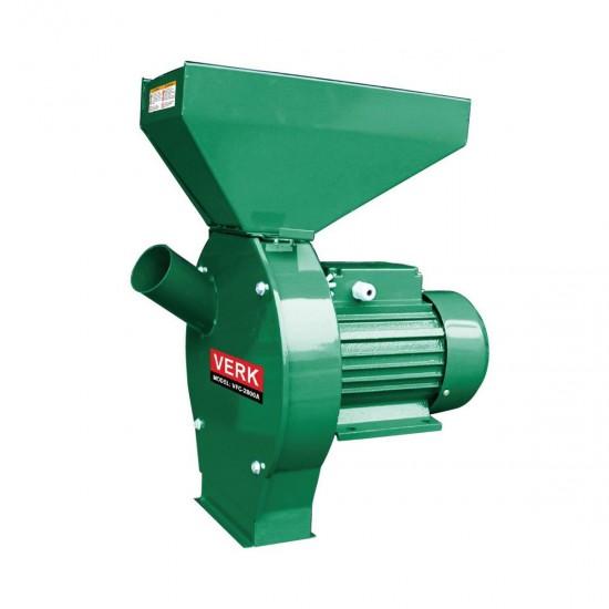 Moara electrica pentru cereale si legume Verk VFC-2800A 2800 W 4 site VFC-2800A