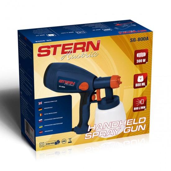 Pistol de vopsit Stern SG800A, 400W