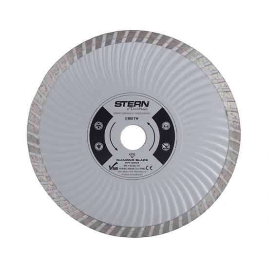 Disc dimantat turbo Stern D180TW, 180 mm